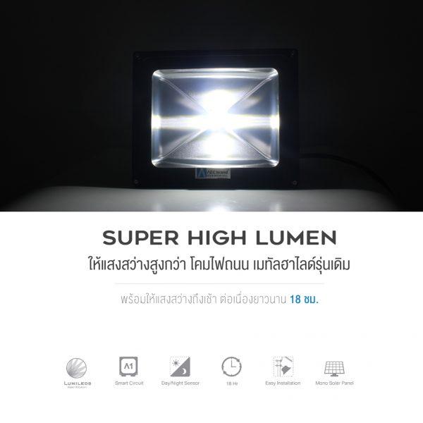 AEC BRAND LED Spotlight 50w-03