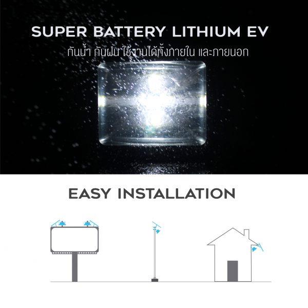 AEC BRAND LED Spotlight 50w-06