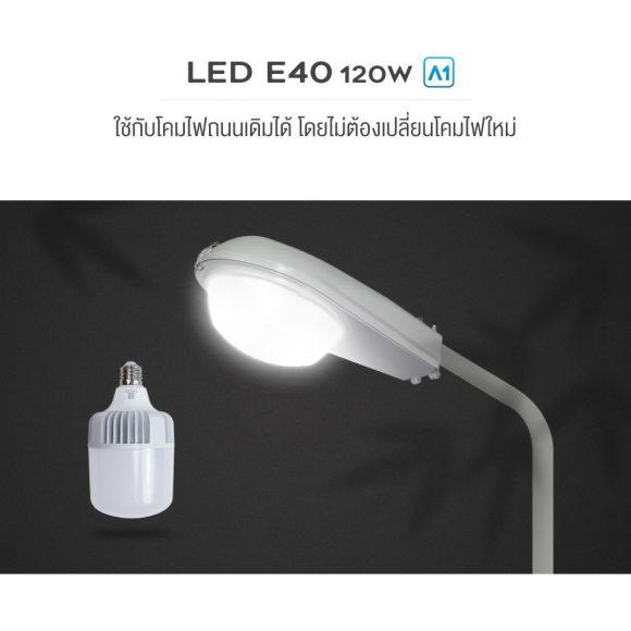 โคมไฟถนน-LED-E40-AEC-LED-E40-120W