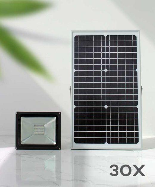 Floodlight-Solar-Cell-30X-AEC-brand-Product