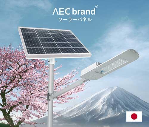 โคมไฟถนน-โซล่าเซลล์-40X-JAPAN-โดย-AEC-brand