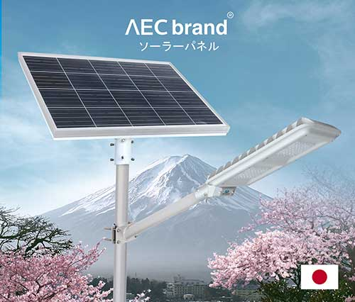 โคมไฟถนน-โซล่าเซลล์-60X-JAPAN-โดย-AEC-brand